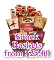 Snack Gift Baskets