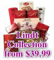 Lindt Gift Basket Collection