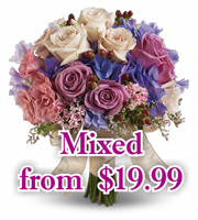 Mothers Day Mixed Bouquets