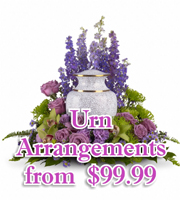Urn Flower Arrangements