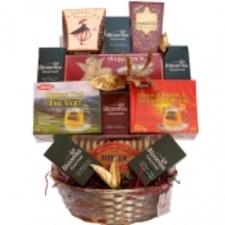 Deluxe Tea Gift Basket