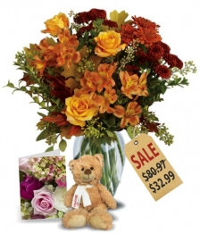White rock flower delivery white rock florist send flowers to autumn collection ii mightylinksfo