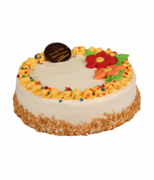Deluxe Vanilla Cake