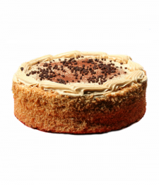 Gâteau au café luxe