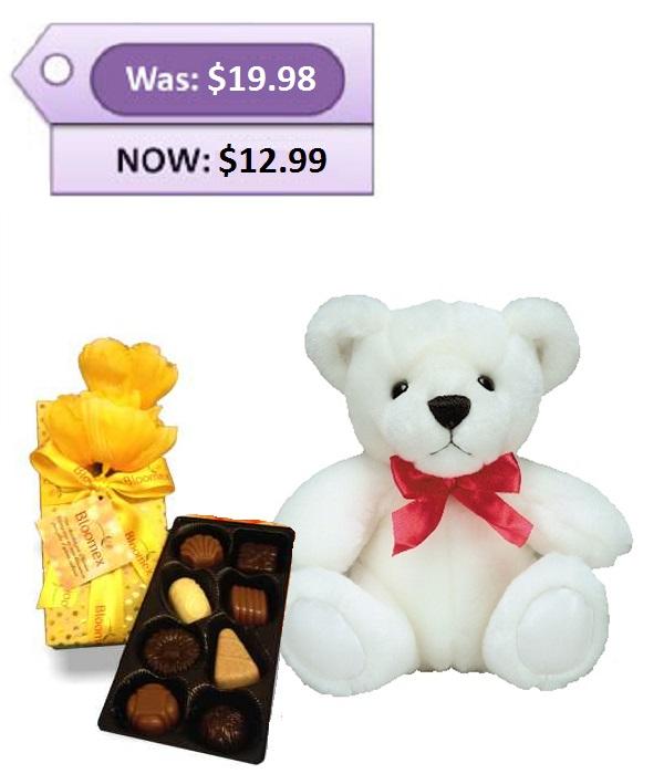 Chocolates & Teddy
