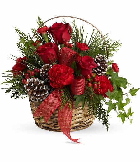 christmas floral arrangements buy at bloomex ca 30492