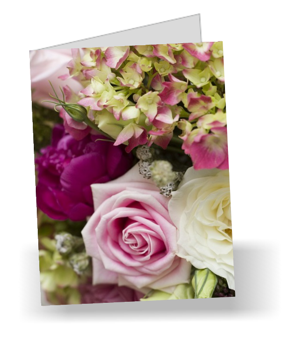 Full Size Greeting Card Buy Online At Bloomexca