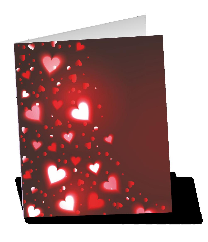 "Full Size ""LOVE"" Card"