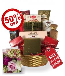 Lindt Gift Basket Collection II
