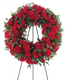 Warm Regards Wreath