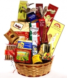 Fancy Feast Gift Basket
