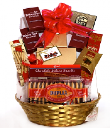 World's Finest Gourmet Gift Basket