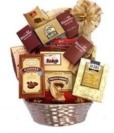Panier d'amant de Chocolat
