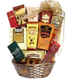 Chocolate Deluxe Gift Basket