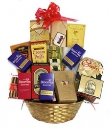 Taste Bud Bliss Gift Basket