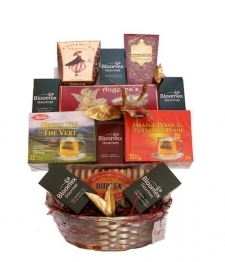 Deluxe Tea Gift Basket