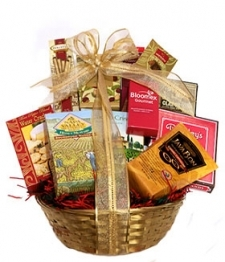 Snack Lover Gift Basket