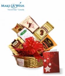 Sweet Wishes Gift Basket