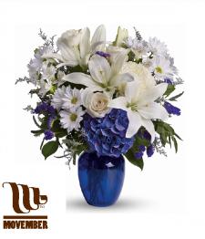 Mo Blue Bouquet