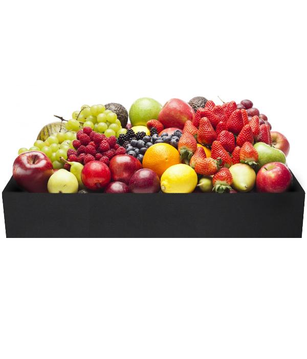 Boîte de fruits de Bureau III