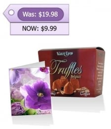 Truffles & Card