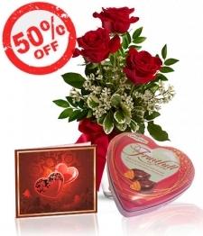 Roses et du Chocolat Special