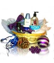 Men's Spa Basket