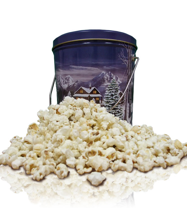White Cheese Popcorn