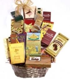 Supreme Sweets Gift Basket