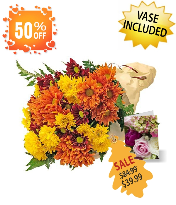 Autumn Bunches Collection IIl