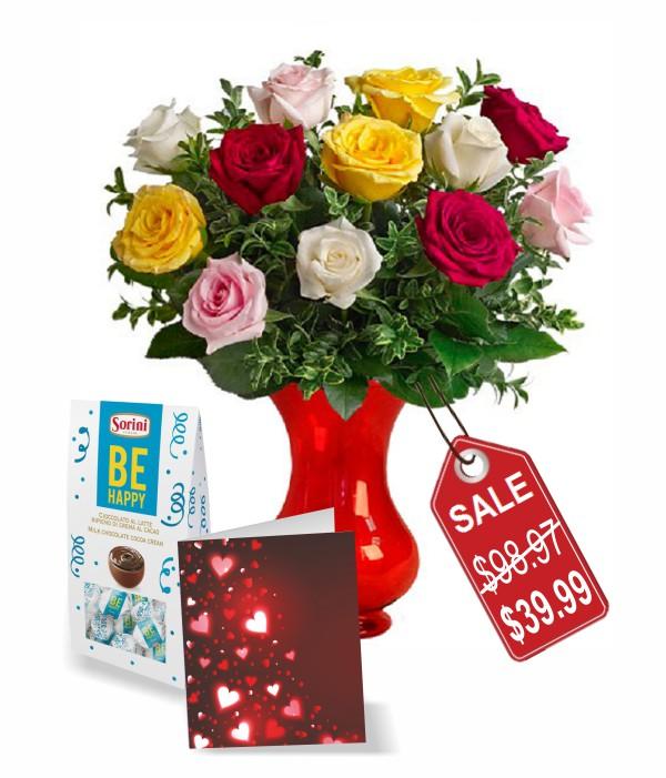 CAF Assorted Rose Special I