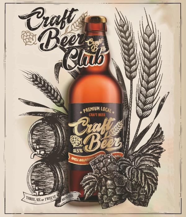 Club de bière artisanale