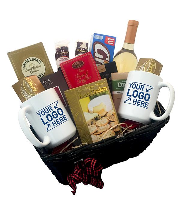 Custom Corporate Gift Basket