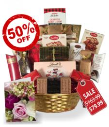 Lindt Gift Basket Collection III
