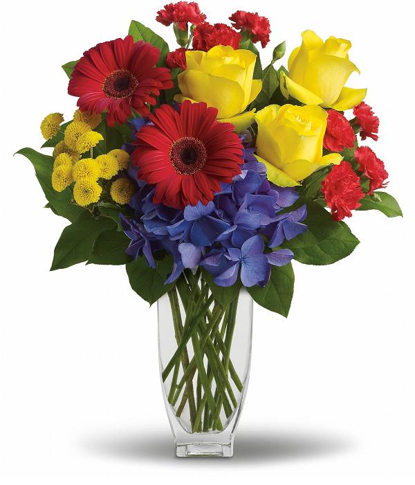 DHL Flowers VIII
