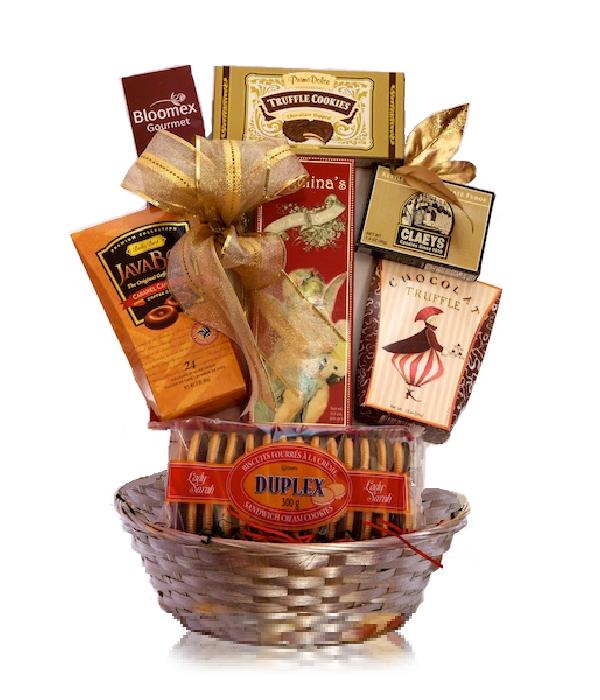 DHL Gift Basket I