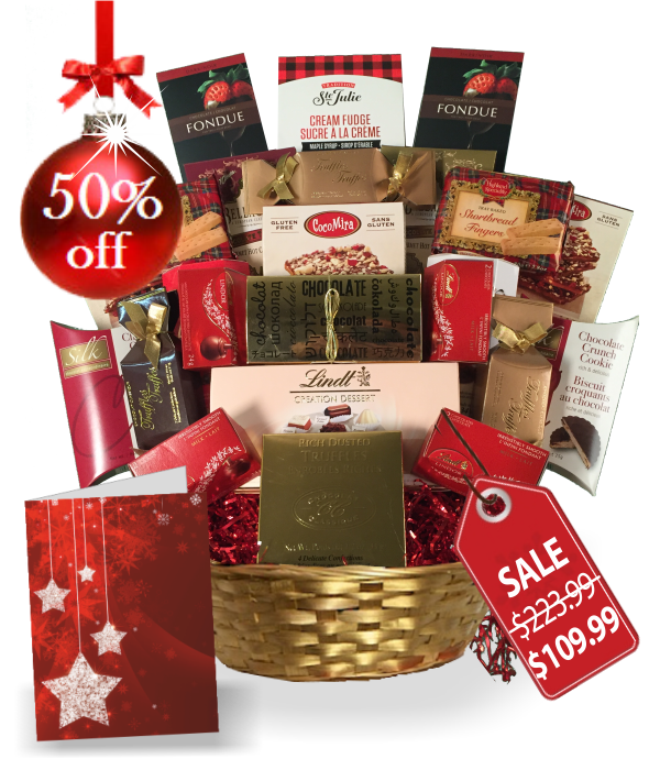 Lindt Gift Basket Collection IV
