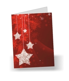 Full Size Christmas Card