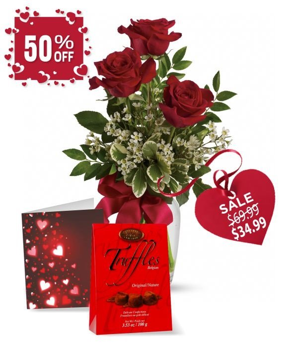 Roses & Truffles Special