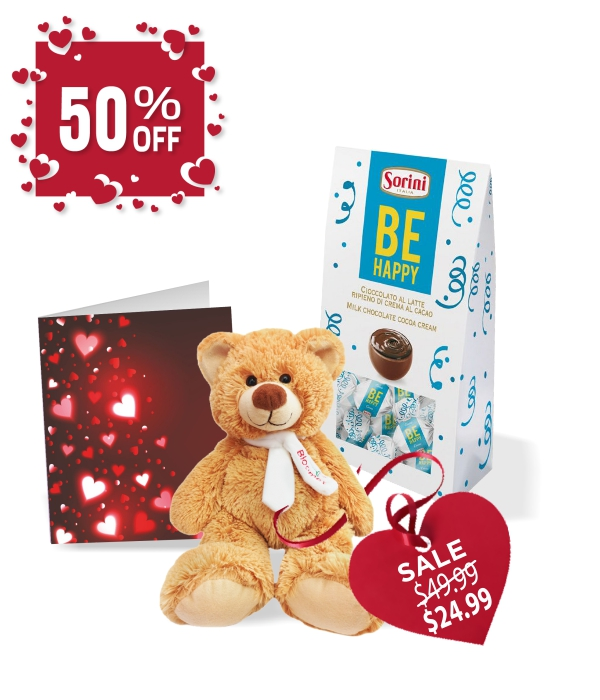 Teddy Bear, Sorini & Card