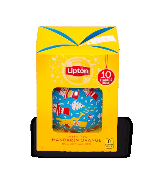 Lipton Tea Ornament