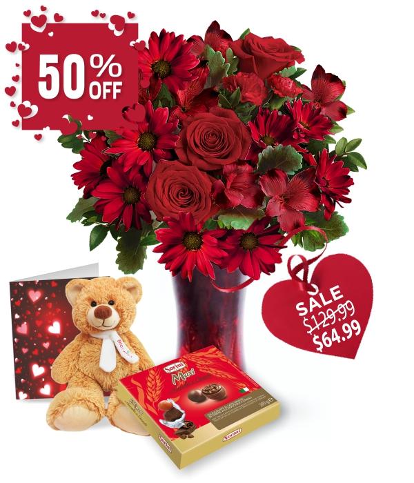 Valentines Designer Collection II Combo