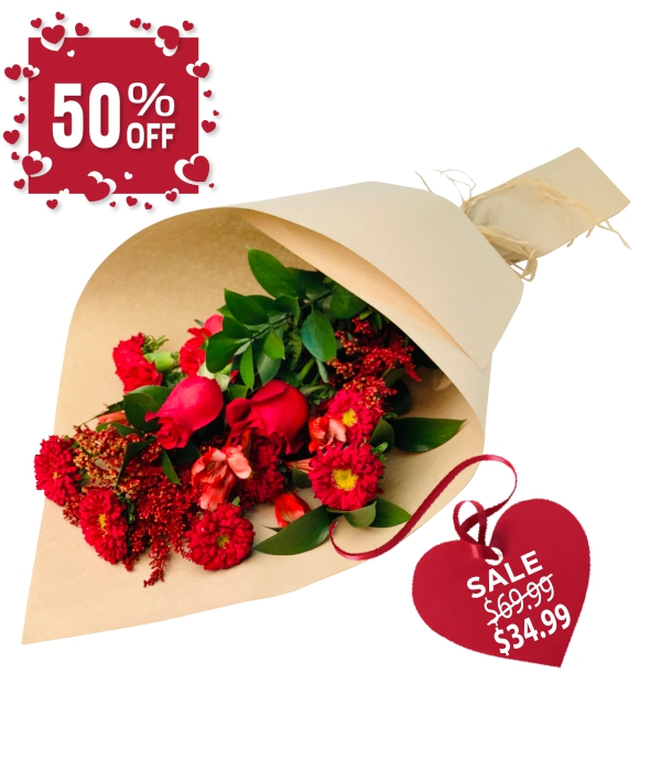 Valentine Bunches Collection I