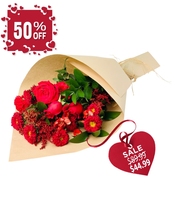 Valentine Bunches Collection II