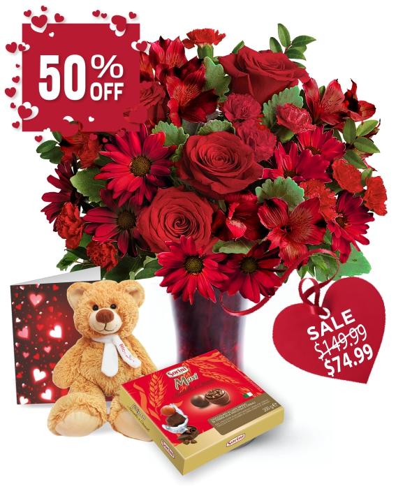 Valentines Designer Collection III Combo