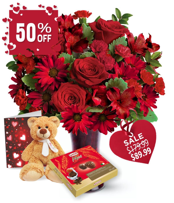 Valentines Designer Collection IV Combo